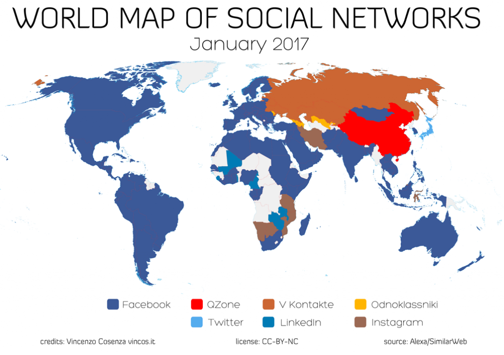 societies in the world