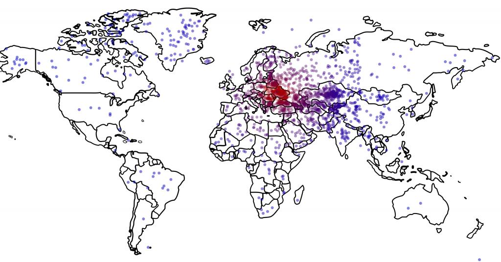 Where is Ukraine?