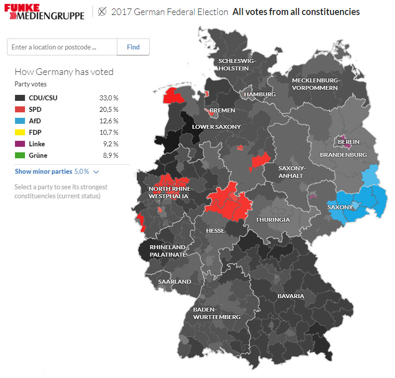 German Federal Election (2017)