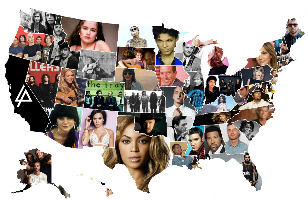 Famous American Artists from Every U.S. State