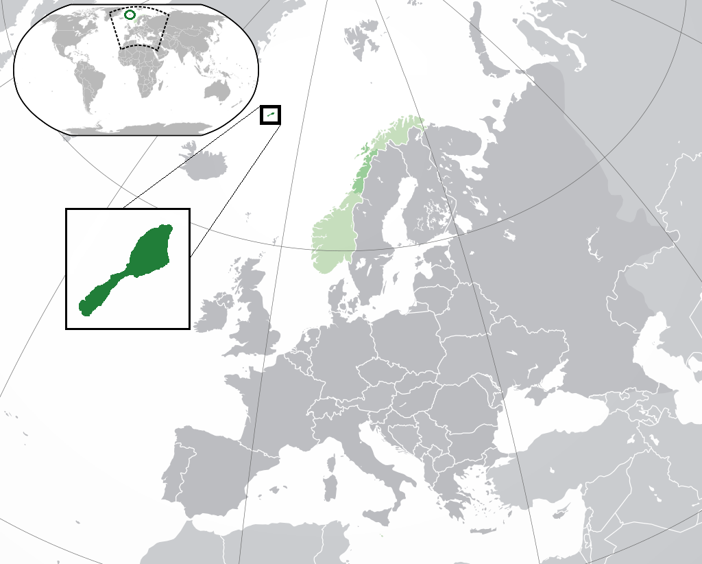 Jan Mayen at its territorial peak