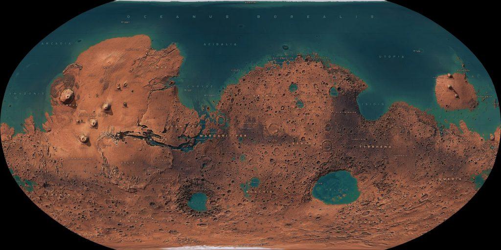 Mars in the Noachian Period