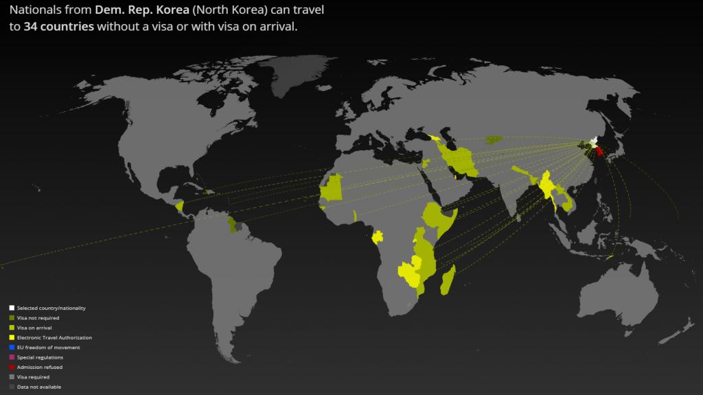 Korea: Travel without Visa