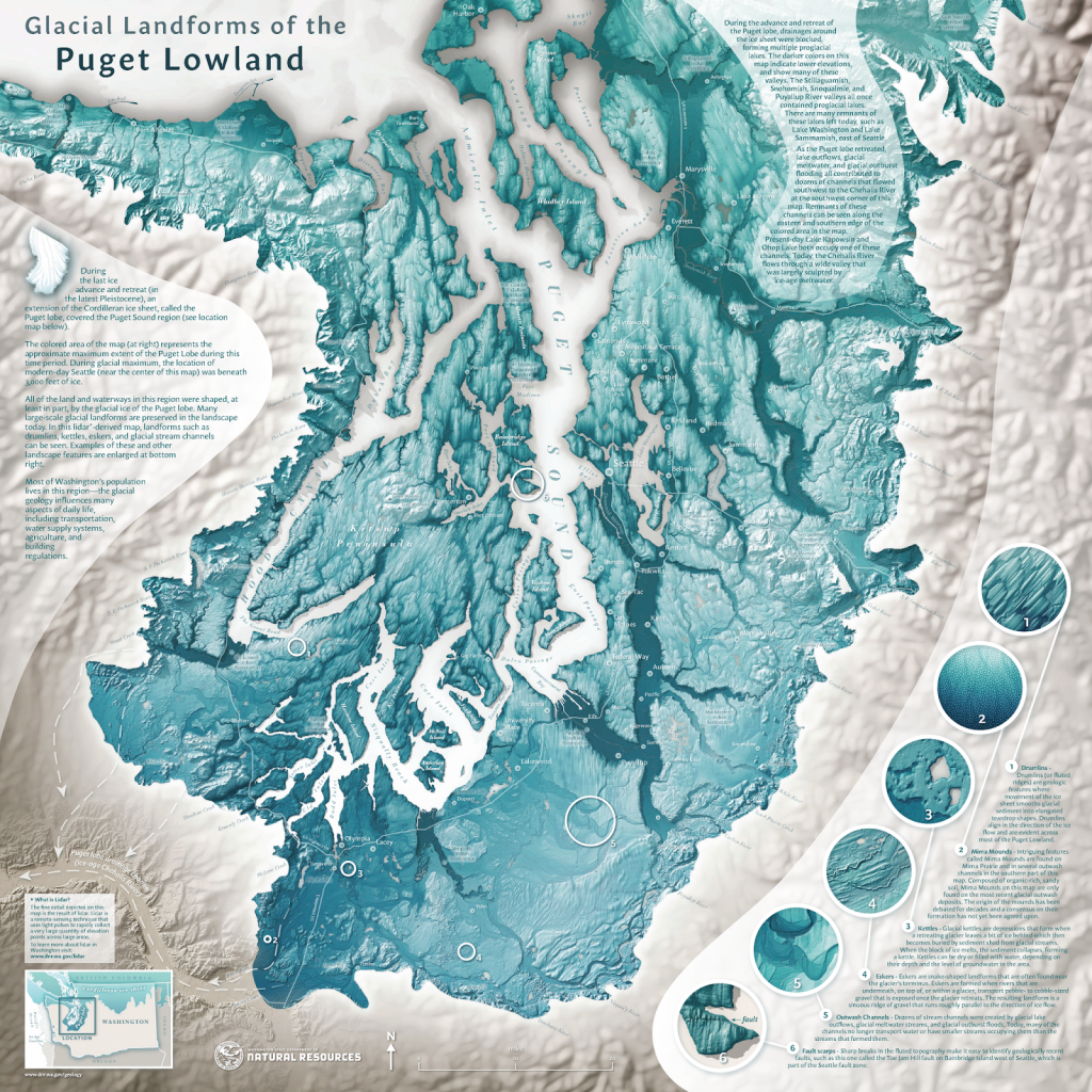 the Puget Lowland