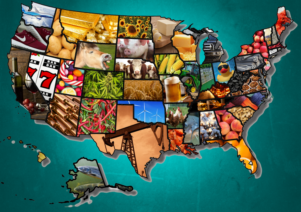 Most Iconic Product in Each State