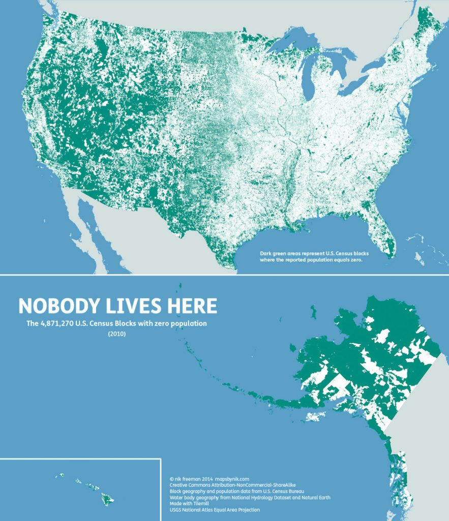 Nobody Lives Here (United States)