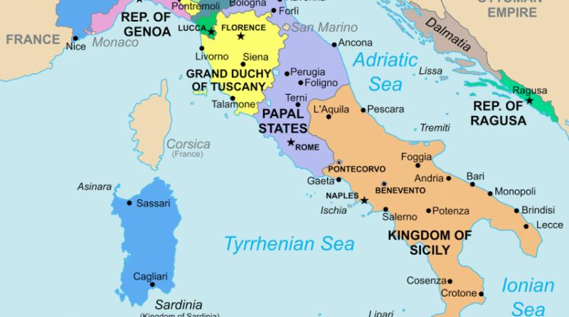 Italy Archives Vivid Maps