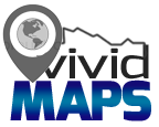 Vivid Maps Logo