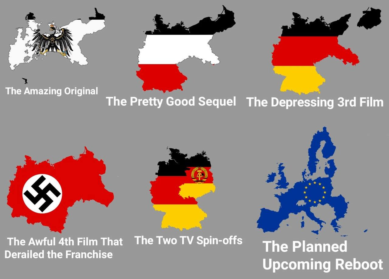 If Germany was a TV show