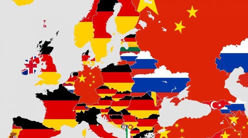 Main import partner in Europe