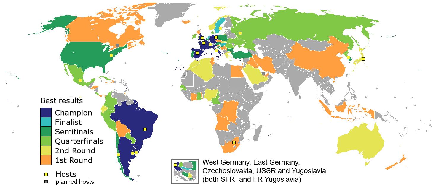 FIFA world champions
