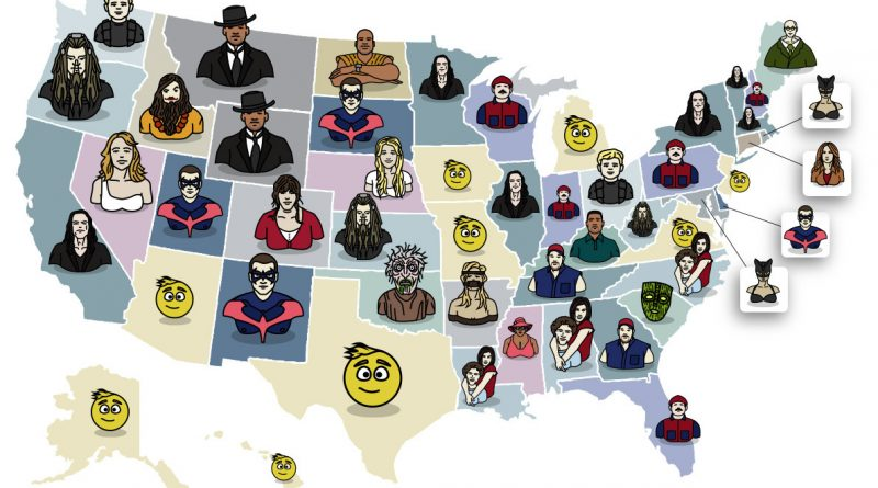 Each State's Favorite 'Bad' Movie