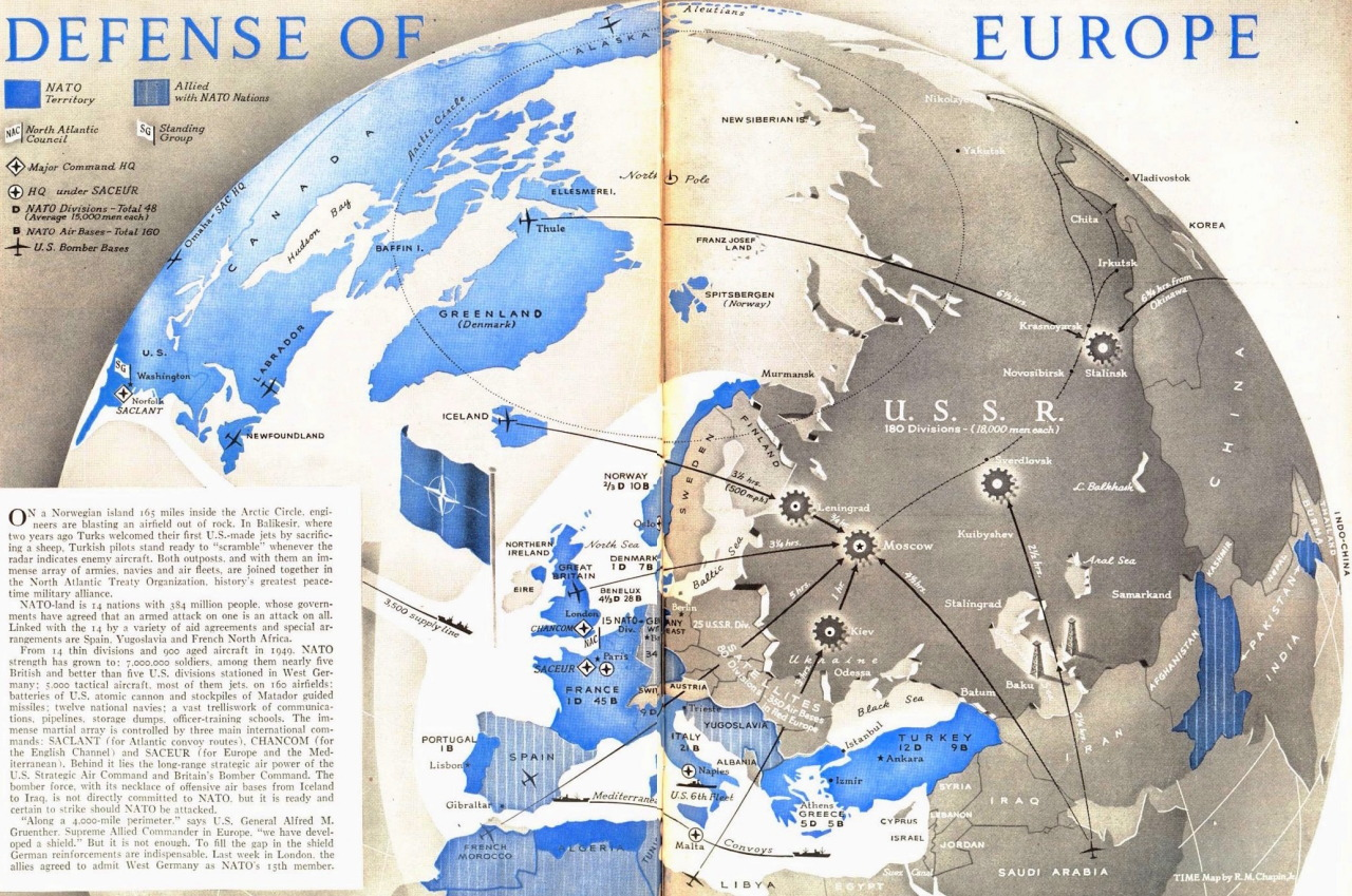Defense of Europe