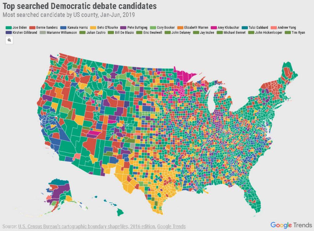 U.S. Candidates