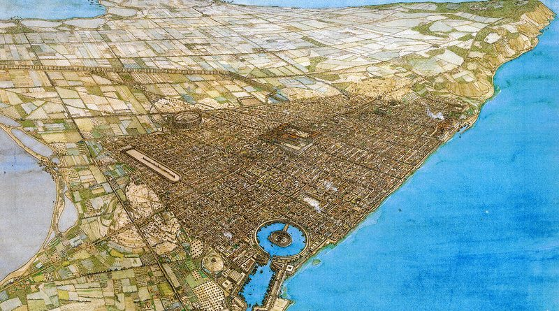 The Former City of Carthage
