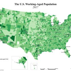 Working Age Population in the U.S.
