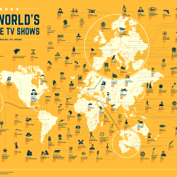 Every Country's Favorite TV Show