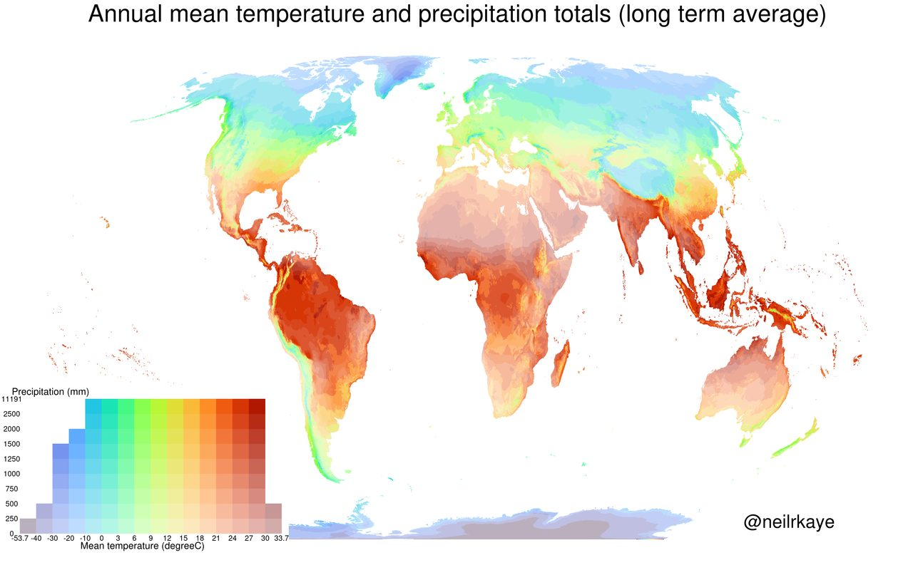 Image of: Climate Classification Systems Vivid Maps