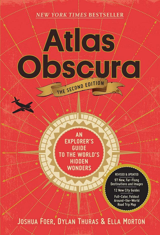 Atlas Obscura, Secnd Edition