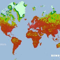 Global Remoteness