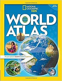World Atlas for Kids